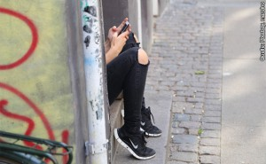 Constantly connected: Youth and their Smartphones